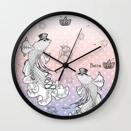 Betta Wall Clock