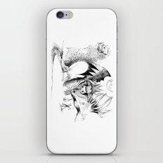 Martian Wintertime iPhone & iPod Skin