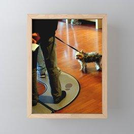 Off The Beaten Path Framed Mini Art Print