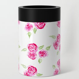 Cheerful Rose Can Cooler