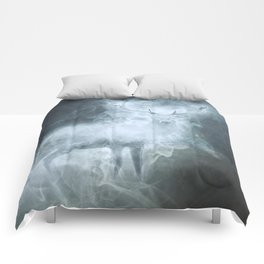 Stag Patronus Comforters