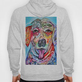 Laughing Labrador Hoody