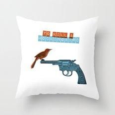 To Kill a mocking bird Throw Pillow