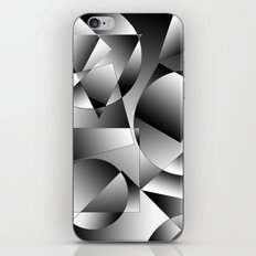 shapes iPhone & iPod Skin