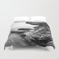 wild things Duvet Covers featuring the wild things by Joleia