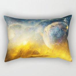 Dreaming the Stars Rectangular Pillow