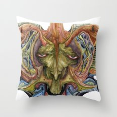 1001 Years Throw Pillow