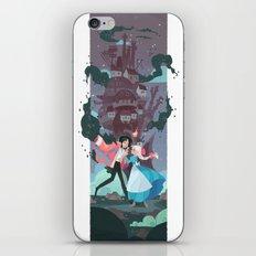 Return of the Heart iPhone & iPod Skin