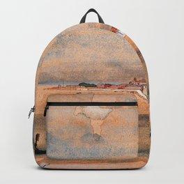 Gondolas - Arthur Bowen Davies Backpack