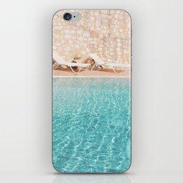 Swimming Pool V iPhone Skin