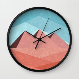 Egypt Wall Clock
