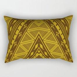 Poly Tri Rectangular Pillow