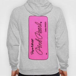 Pink Pearl Eraser Hoody