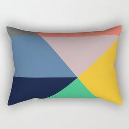 Mid Century Modern Vintage 11 Rectangular Pillow