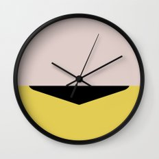 Chekov - Star Trek The Original Series - Trektangle Trektangles Pavel Chekov startrek I can do zat Wall Clock