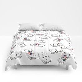 Dominos de Puerto Rico Comforters