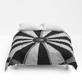 Black and White Darts, Bullseye Comforters