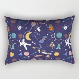 Galaxy space Rectangular Pillow