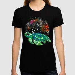 Watercolor Sea Turtle T-shirt