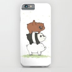 We Bare Bears by Maria Piedra Slim Case iPhone 6