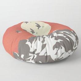 Migration Floor Pillow