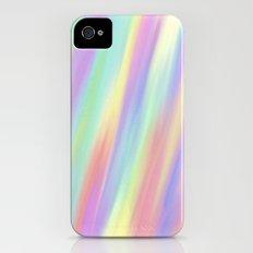 Rainbow Slim Case iPhone (4, 4s)