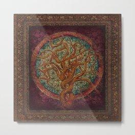 The Great Tree Metal Print