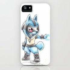 Isn't he Ad-AURA-ble? Slim Case iPhone (5, 5s)