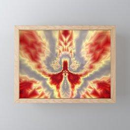 Phoenix Framed Mini Art Print
