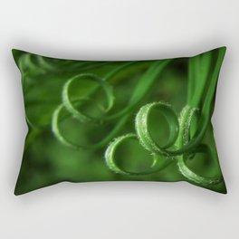 New Curls Rectangular Pillow