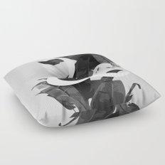 Botanical Ampersand Floor Pillow