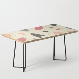 Pendan - Pink Coffee Table