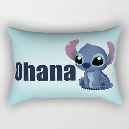 Chibi Stitch Rectangular Pillow