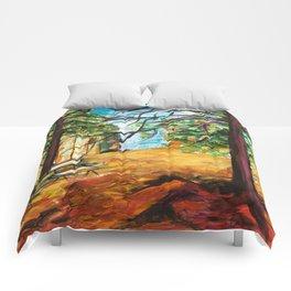 Woodland Beauty Comforters