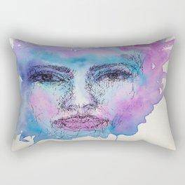 (Plate)tonic pt. one Rectangular Pillow