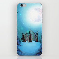 Witch Coven iPhone & iPod Skin