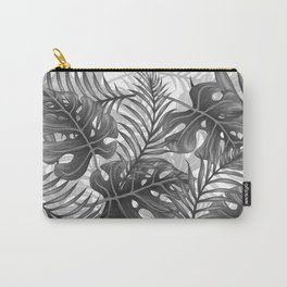 Tropical Leaf Pattern - WB Carry-All Pouch