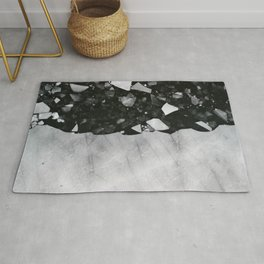 Winters Edge - Aerial Photography Rug
