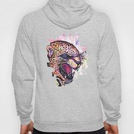 Leopard Scream Hoody