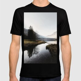 Mountain river 2 T-shirt