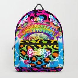 1997 Neon Rainbow Spirit Board Backpack