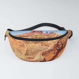 That way to Artist Point -Monument Valley Fanny Pack