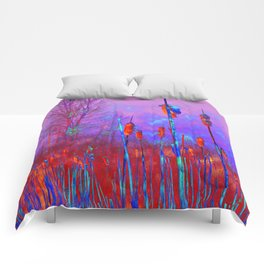Cattail 9 Comforters