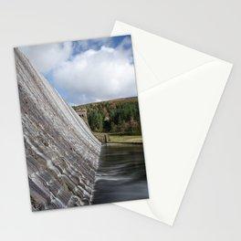 Derwent dam Stationery Cards