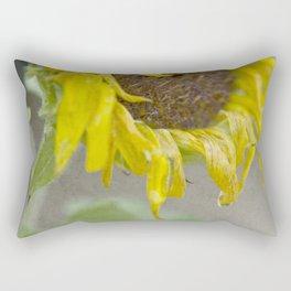 Flower of the Sun Rectangular Pillow