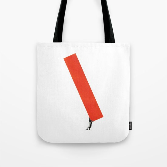 Heavy Construction Tote Bag