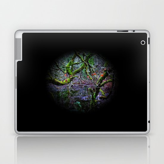 You were never here.  Laptop & iPad Skin