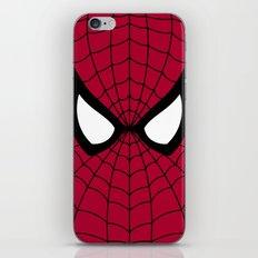 Spider man superhero iPhone & iPod Skin