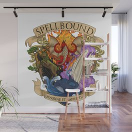 Spellbound Wall Mural