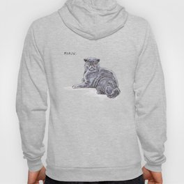 Meow/Miauw Hoody